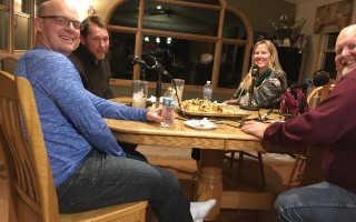 Back at the Lodge – Pre-SHOT Show Discussions