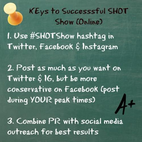 Shot Show Success 2015