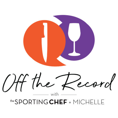 Off the Record Podcast with The Sporting Chef & Michelle